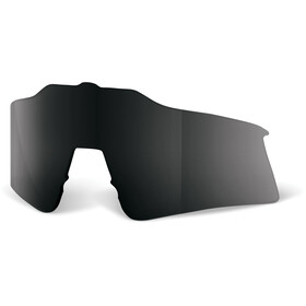100% Speedcraft Lentille d'échange Short, black mirror
